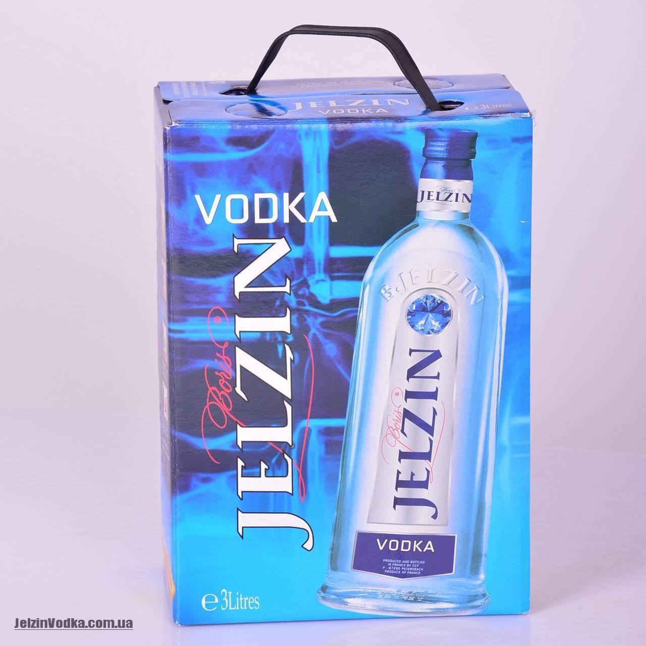 Употребление ельциным алкоголя — циклопедия