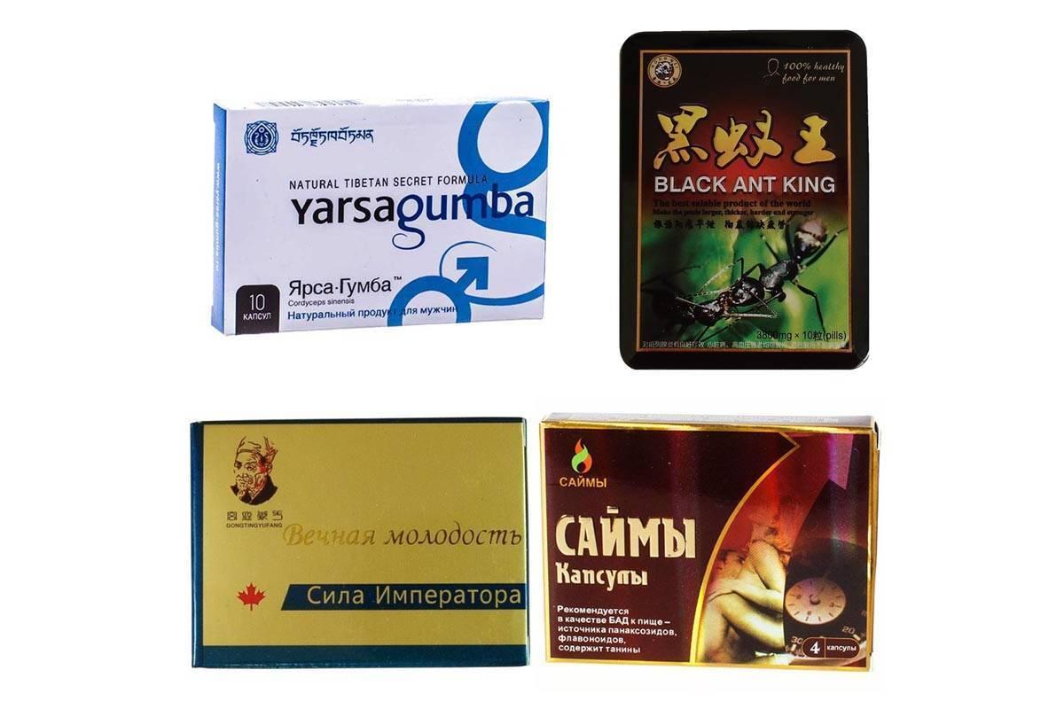 Таблетки для потенции, совместимые с алкоголем