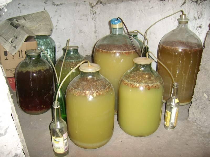 Самогон из винограда в домашних условиях, рецепты виноградных самогонов
