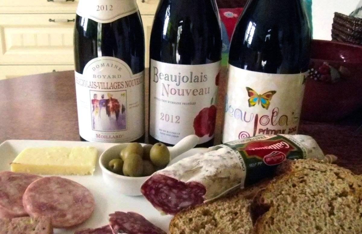 Божоле нуво – французский винный новый год в третий четверг ноября