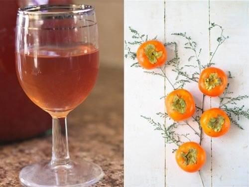 Вино из хурмы в домашних условиях – 2 проверенных рецепта