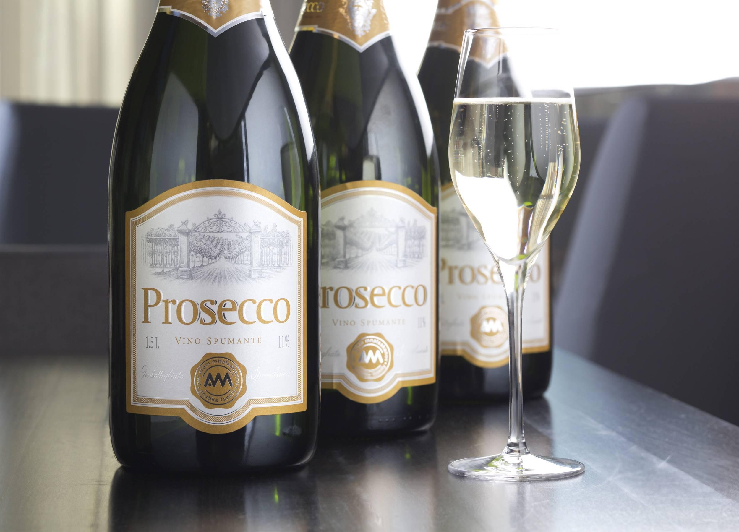 Просекко шампанское: что это такое, как выбрать мартини, игристое вино, как правильно подавать и употреблять