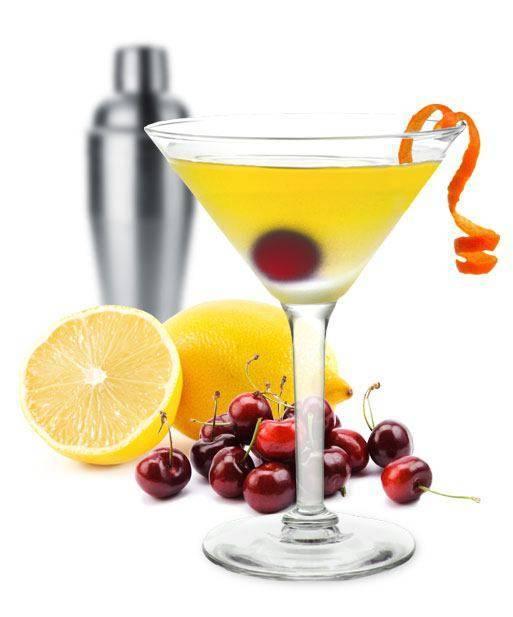 С чем лучше всего пить мартини розато?