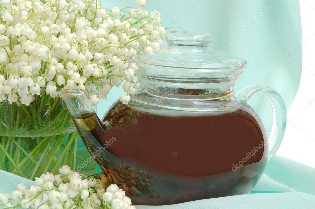 Настойка горицвета с настойкой ландыша рецепт