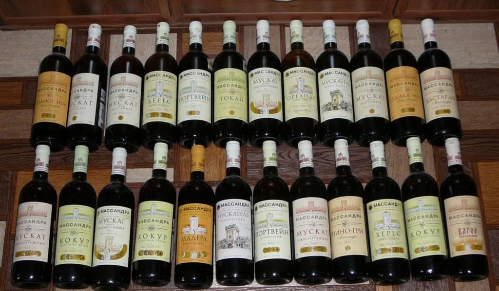 Лучшие крымские вина – названия самых знаменитых и элитных марок в крыму (с рейтингом и фото)