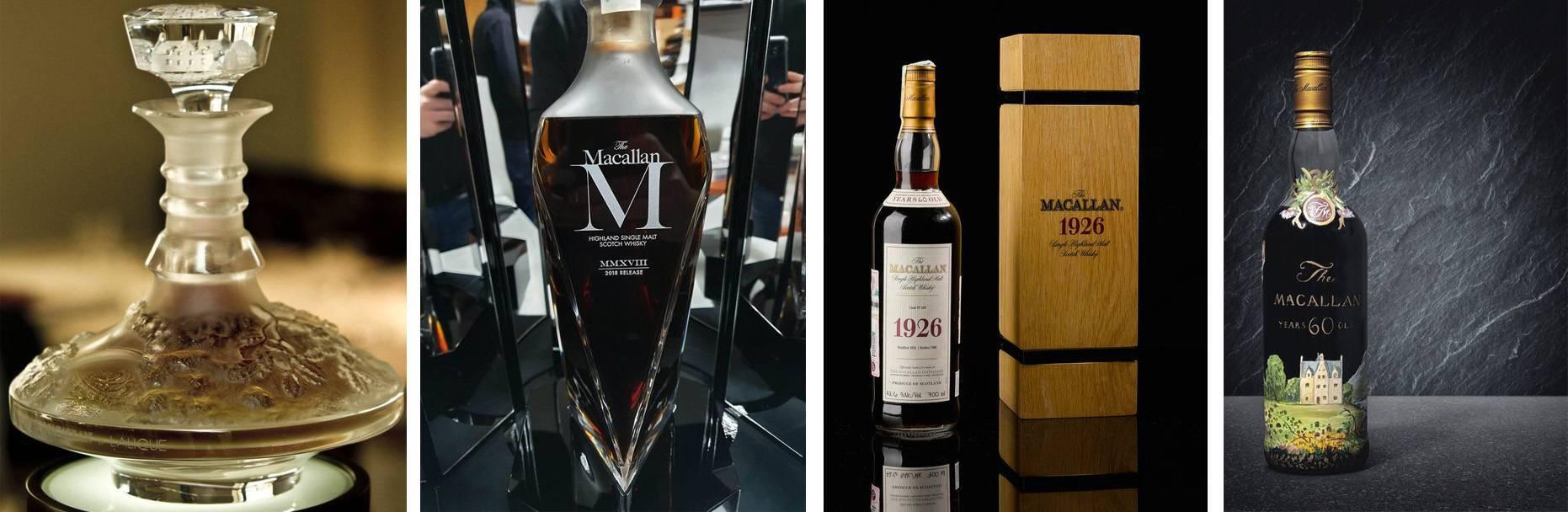 Рейтинг дорогих и элитных виски