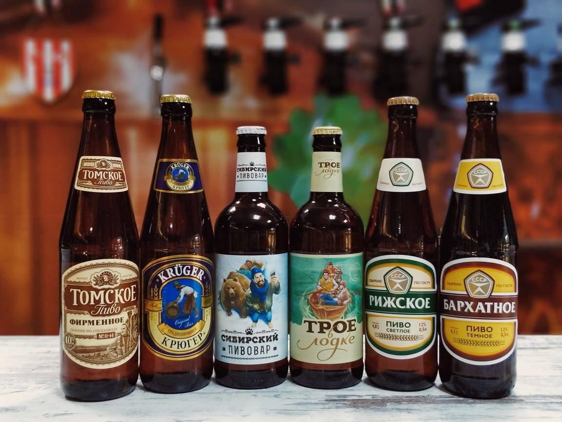 Пряники, пиво и другие местные «фишки» дореволюционного томска