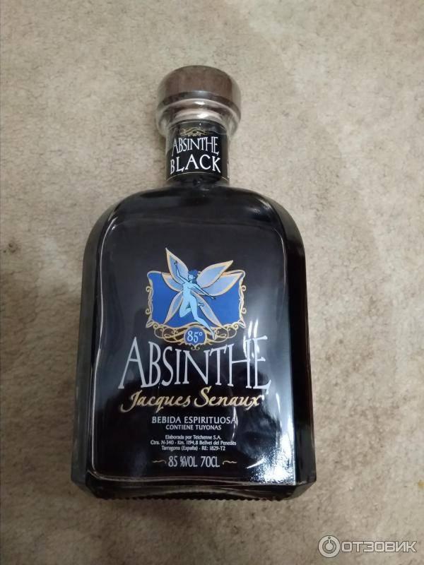 Абсент jacques senaux (жак сено): описание напитка, отзывы покупателей