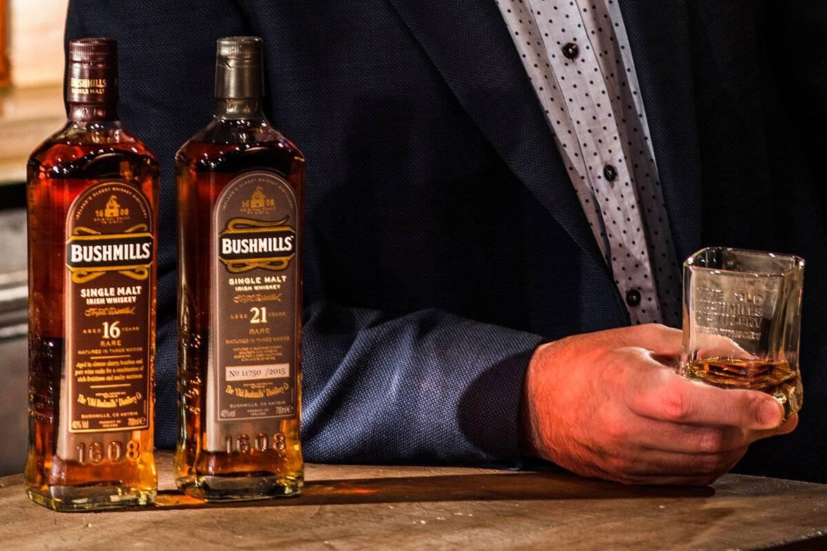 Ирландский виски kilbeggan — история алкоголя