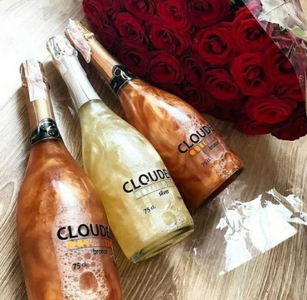 Шампанское cloudem | barvosem.ru