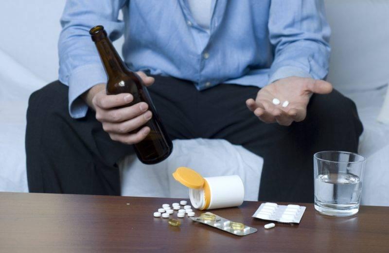 Какое снотворное можно мешать с алкоголем - всё об алкоголизме