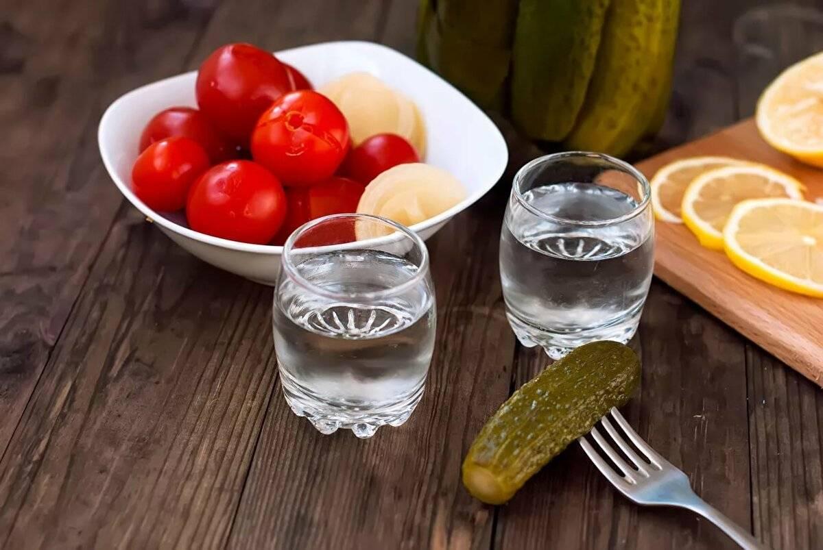 Водка: польза и вред для здоровья человека