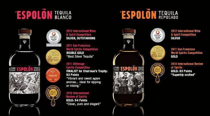Текила espolon (эсполон) — описание мексиканского напитка «петухи»