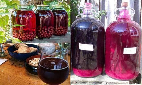 Забродил компот как сделать вино быстро