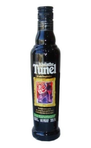 Абсент туннель (tunel) — описание и виды напитка
