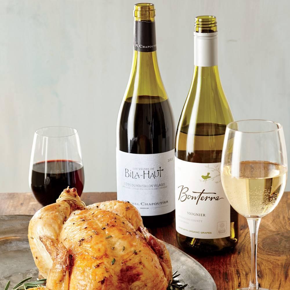 Курица в вине – кулинарный рецепт