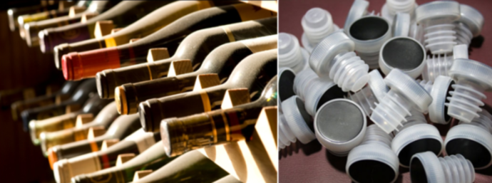 Самые популярные пробки для вина – вакуумные и другие разновидности
