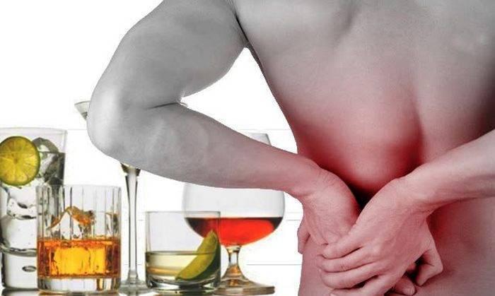 Боль в почках после алкоголя: причины и как лечить | все о здоровье почек