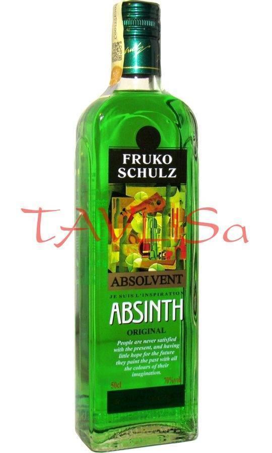 Абсент фруко шульц fruko schulz: обзор, отзывы, цена