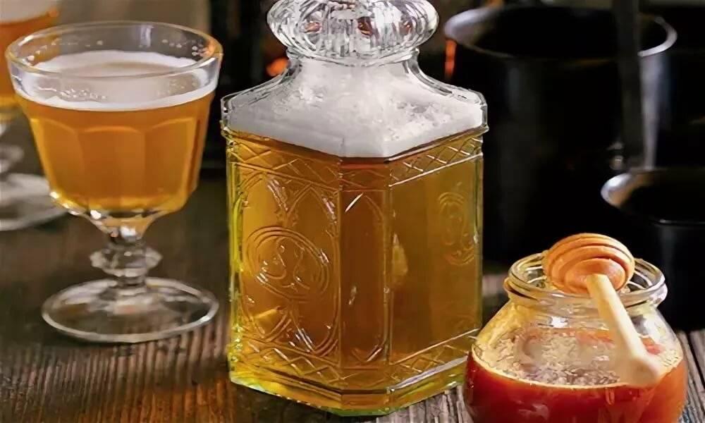 Рецепты приготовления домашней медовухи из старого меда
