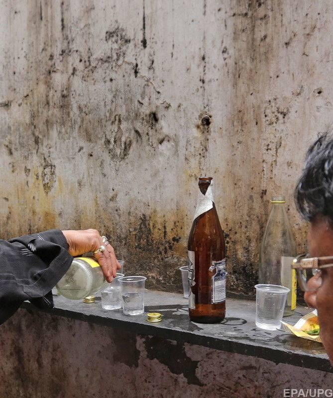 Причины летального исхода от алкоголя