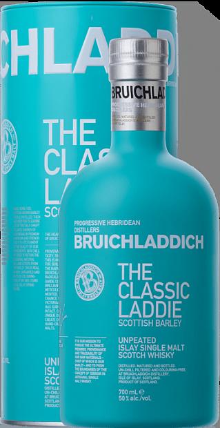 Виски брукладди: описание, история и виды марки