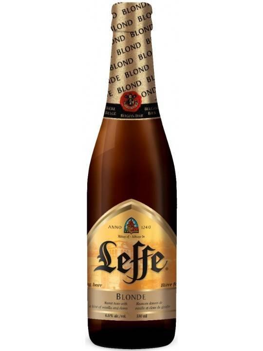 Пиво леффе блонд и его особенности