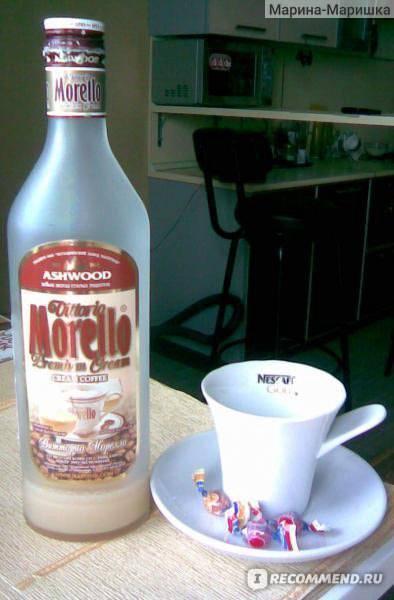 Ликер морелло — история алкоголя