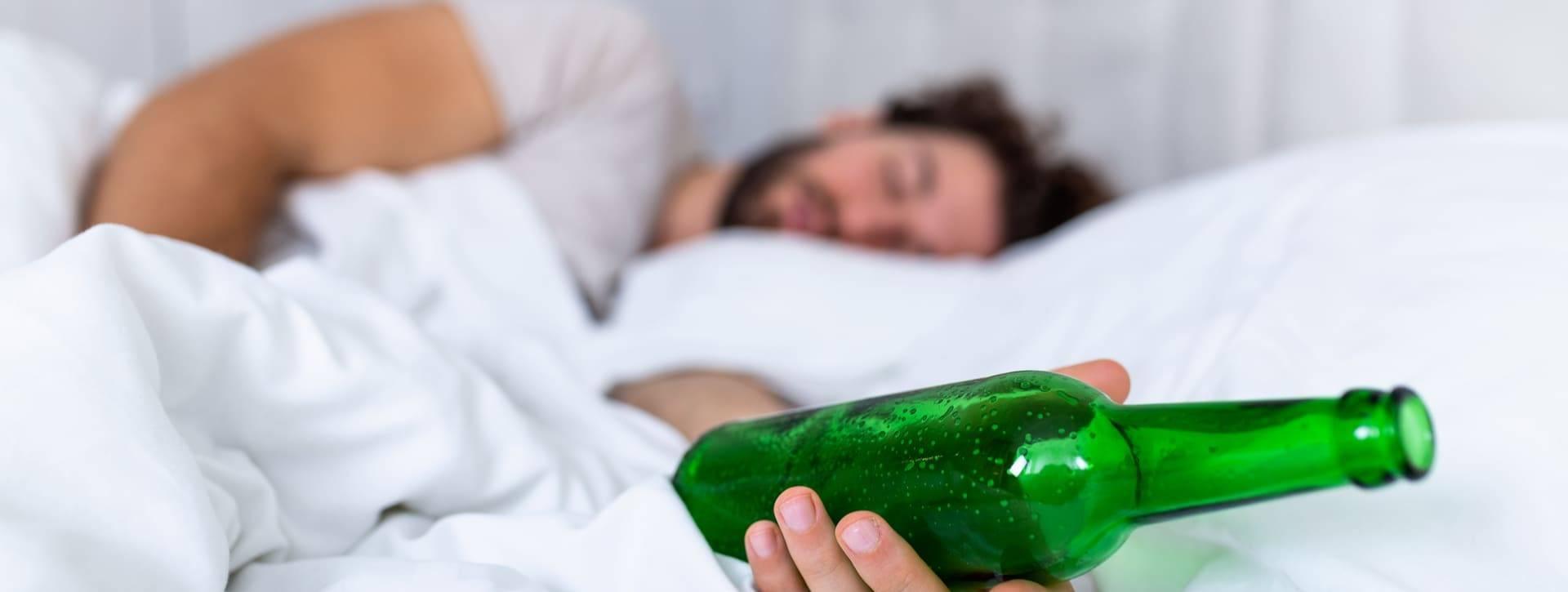 Синдром отмены алкоголя — симптомы, диагностика и лечение