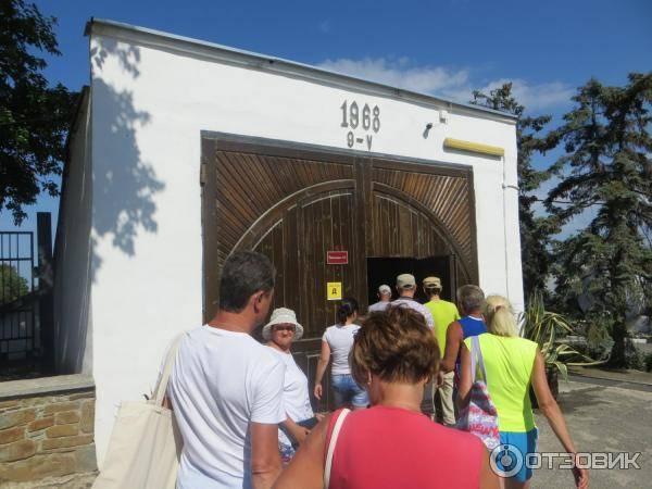 Винный туризм в солнечной долине