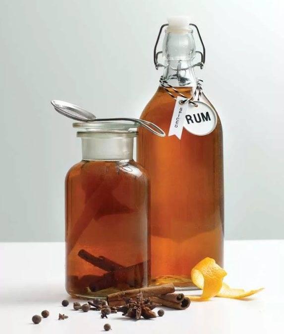 Ром из мелассы: 2 рецепта в домашних условиях + ромовый дандер