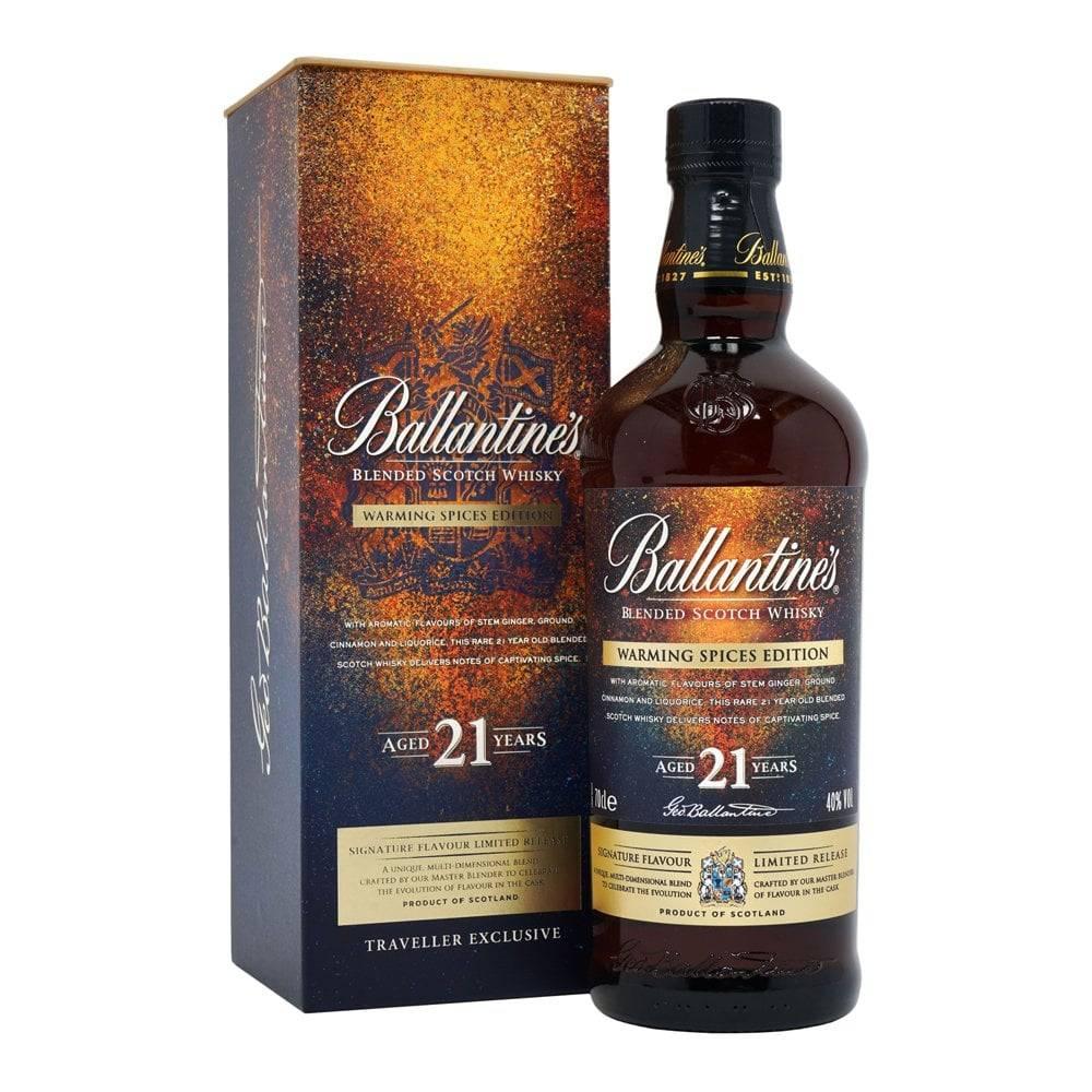 Виски баллантайнс: обзор, как отличить подделку, с чем пить, виды