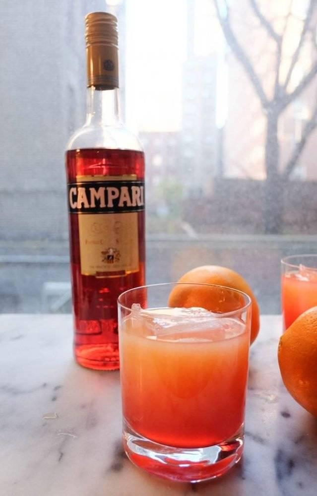 17 коктейлей с кампари (campari)