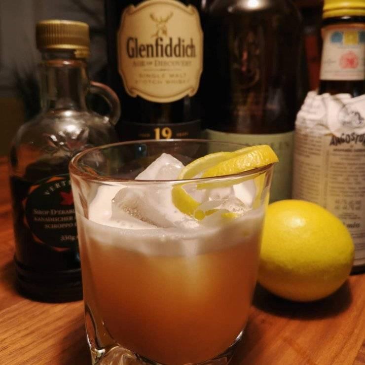 Коктейли с виски: простые рецепты приготовления в домашних условиях, шоты с тоником, ликером,швепсом