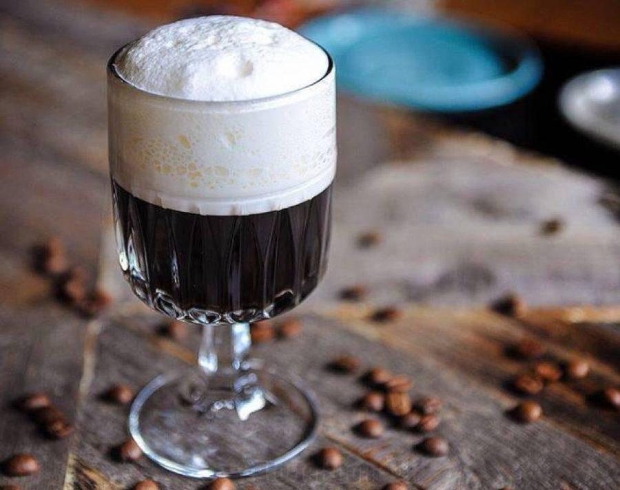 Кофе по ирландски (айриш) - рецепты изготовления в домашних условиях, состав irish coffee