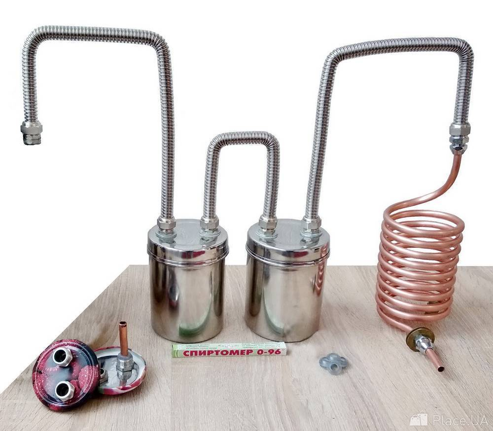 Правильный змеевик для самогонного аппарата своими руками: как изготовить устройство и конструкция