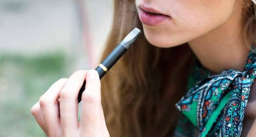 Кашель от вейпа, (причины и вред электронных сигарет)