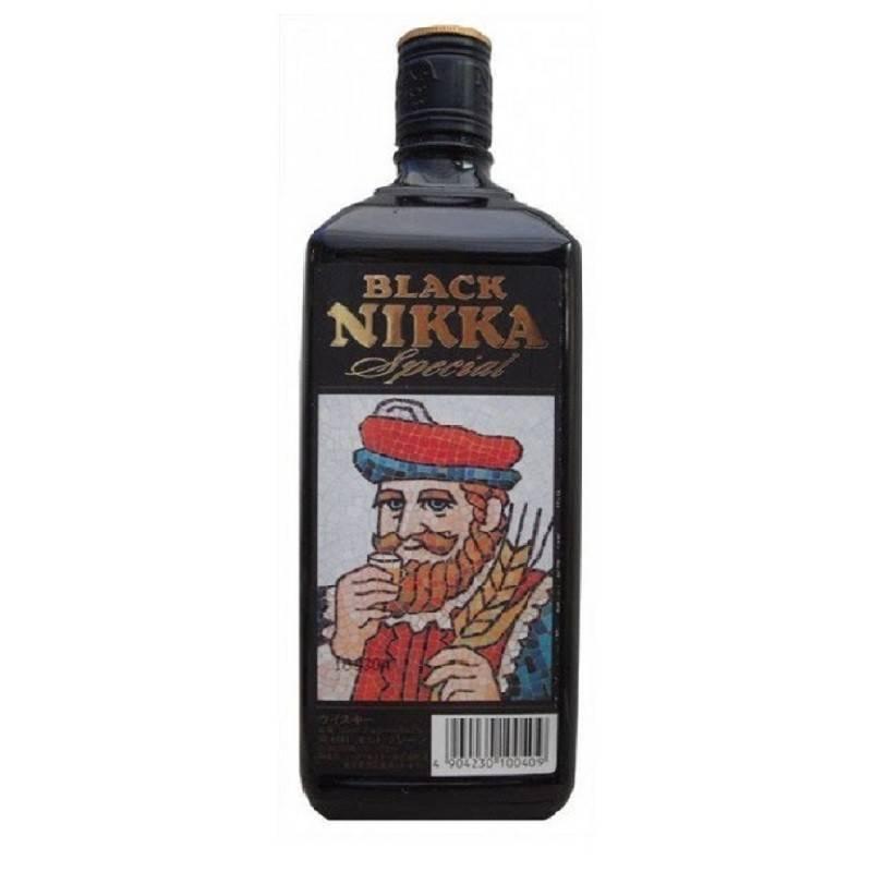 Обзор виски nikka black (никка блэк)
