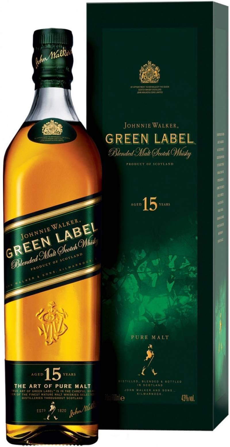 Виски джонни уокер black label какая крепость. что нужно знать о виски блэк лейбл