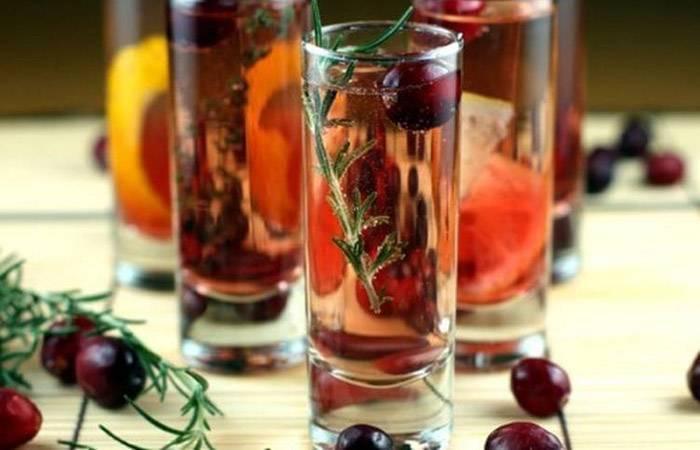 Новогодние безалкогольные напитки для детей и взрослых: топ рецептов