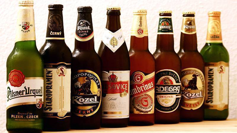 Лучшие марки отечественного и зарубежного пива