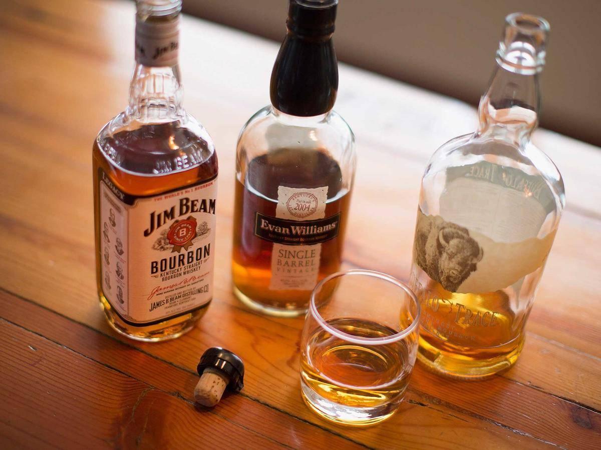 Виды виски и их отличие друг от друга