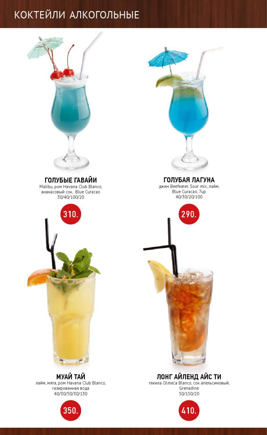 Безалкогольные коктейли - лучшие рецепты смешанных напитков для всей семьи