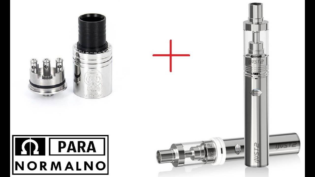 Электронная сигарета eleaf ijust s – отличное решение для начинающих вейперов