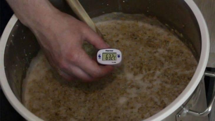 Брага из солода и технология получения солодового самогона