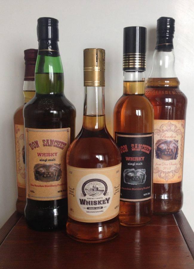 Технология домашнего изготовления браги для виски