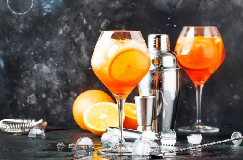 Ликер апероль: понятие, состав, как пить и рецепты коктейлей