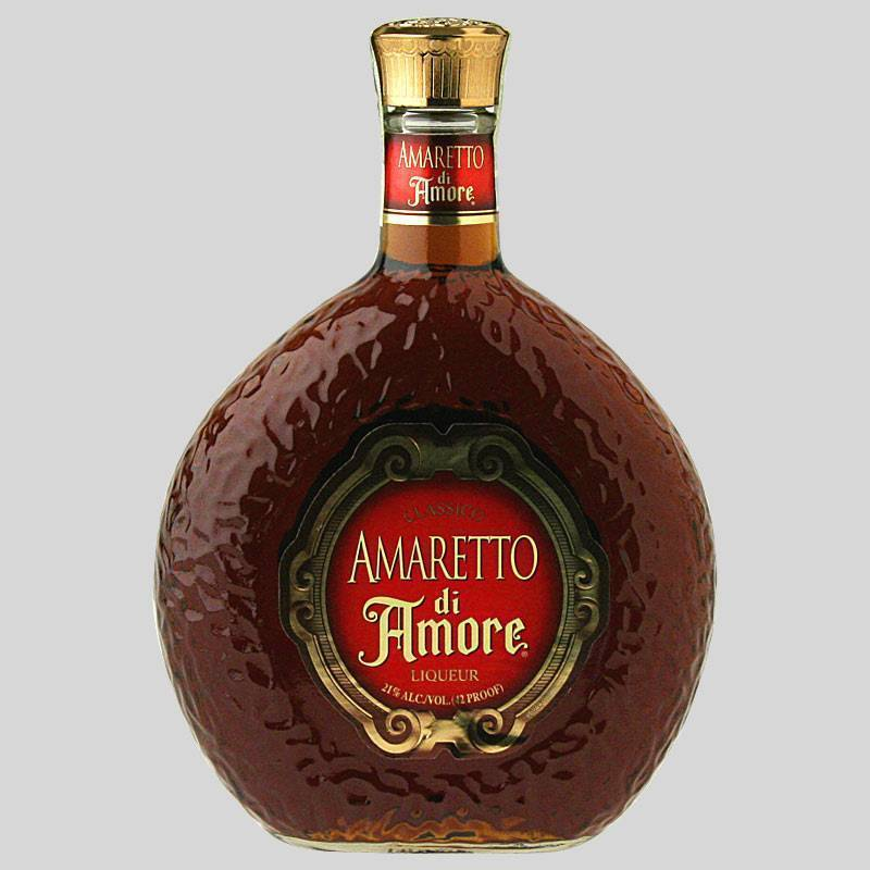 Ликер амаретто — с чем пить, как делать, коктейли с ним