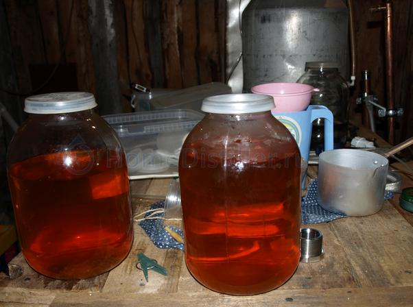 Брага из старого сока - простые пошаговые рецепты с фотографиями