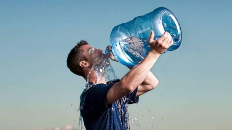 Почему хочется пить постоянно причины